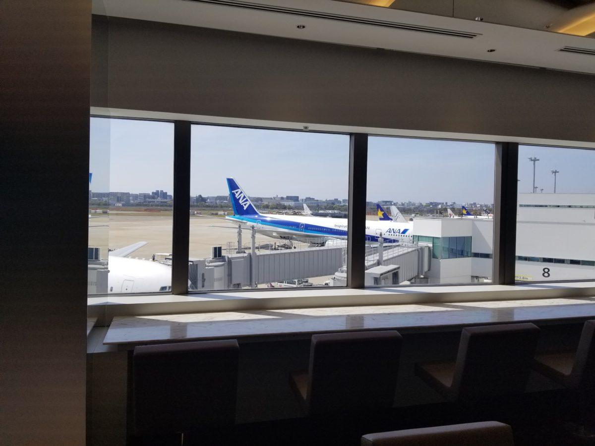 福岡空港anaスイートラウンジ